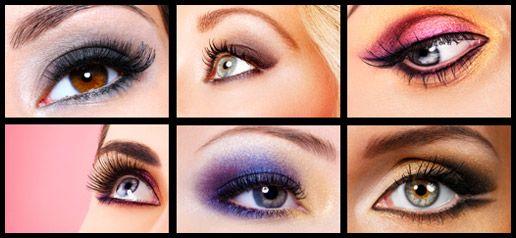 Se maquiller selon la couleur de ses yeux - Comment se maquiller les yeux verts ...